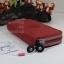 Kipling Uzaio Red Rust เป็นกระเป๋าสตางค์ใบยาวแบบ 2 ซิปรอบ ขนาด 10 L x 18.5 H x 3.5 W cm thumbnail 3