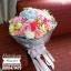 ช่อดอกไม้ โทนสีลูกกวาด สดใส (L) thumbnail 1