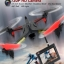 โดรน เครื่องบินบังคับ XK X250 Alien โดรนติดกล้อง FPV 5.8ghz ภาพ Real - Time (สีดำ) thumbnail 3