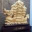 เรือใบสำเภาหัวมังกรมงคล ของขวัญมอบให้ผู้ใหญ่ Special Big Size thumbnail 2