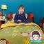 ชุดผ้าปูที่นอน 4 ชิ้น ลายลิง thumbnail 2