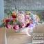 กระเช้าดอกไม้ โอกาสแสดงความยินดี (XL) thumbnail 4