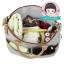กระเป๋าคุณแม่ รุ่น Special Edition สีเทา thumbnail 4