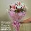 ช่อดอกไม้ ลิลลี่ บอกรักแฟน (M) thumbnail 2