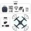 โดรนติดกล้อง (สีดำ) drone m39g wifi ล็อคความสูงได้ เล่นง่ายมาก เหมาะสำหรับมือใหม่ มี wifi(Black) thumbnail 7