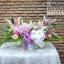 กระเช้าดอกไม้ Floraison's โอกาสแสดงความยินดี (L) thumbnail 3