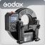 Godox WITSTRO AR400 kit 400W/S Portable Ring Flash and LED ring light thumbnail 2