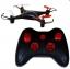 SX โดรน 4 ใบพัดบังคับวิทยุด้วยความถี่ 2.4 Ghz 6 แชแแนล รุ่น S49 (สีดำ) black Quadcopter Drone 2.4 GHz 6 Channel RC thumbnail 5