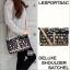 Lesportsac Lesportsac Shoulder Bag ลาย Warm Wish กระเป๋า สำหรับสะพาย thumbnail 8