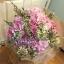 ช่อดอกไม้โทนสีชมพู สำหรับง้อแฟน (XL) thumbnail 4