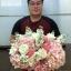 กล่องดอกไม้ ชมพูหวานๆ (L) thumbnail 3