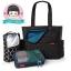กระเป๋าคุณแม่ รุ่น Forma Pack & go Tote สีดำ thumbnail 1