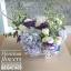 กล่องดอกไม้ โทนสีม่วงพาสเทล (L) thumbnail 3
