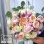 ช่อดอกกุหลาบอังกฤษ สีพาสเทล (XL) thumbnail 2