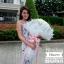 ช่อดอกกุหลาบขาว (Premium) thumbnail 3
