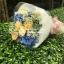 ช่อดอกไม้ บลูพีช (M) thumbnail 1