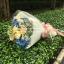 ช่อดอกไม้ บลูพีช (M) thumbnail 3