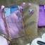เคส iPhone 4/4s TPU กากเพชร 2 in1 สีเงิน thumbnail 4