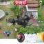 โดรนติดกล้อง Thyo โดรน จิ๋ว drone tyh933 ฟังชั่นเหมือน cx10wd มีไวไฟมีกล้อง(รุ่นใหม่) สีดำ Black thumbnail 3