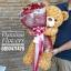 ตุ๊กตาหมีขนกุหลาบกอดช่อกุหลาบแดง (L) thumbnail 2