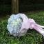 ช่อดอกไม้ไฮเดรนเยีย สีฟ้า โอกาสวันเกิด (M) thumbnail 1