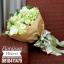 ช่อดอกไม้ ขาวเขียว (M) thumbnail 2