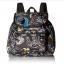 Lesportsac Edie Small Backpack Chalk Boards กระเป๋าสะพายหลังขนาดเล็ก จากคอลเล็กชั่น Peanut Snoopy ขนาด11 x 10 x 5 นิ้ว thumbnail 1