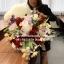 ตุ๊กตาหมีกอดตะกร้าดอกไม้ (PREMIUM) thumbnail 3