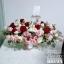กระเช้าดอกไม้ ดอกกุหลาบ (XL) thumbnail 2
