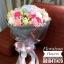 ช่อดอกไม้ โทนสีลูกกวาด สดใส (L) thumbnail 2