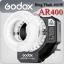 Godox WITSTRO AR400 kit 400W/S Portable Ring Flash and LED ring light thumbnail 1