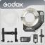 Godox WITSTRO AR400 kit 400W/S Portable Ring Flash and LED ring light thumbnail 5