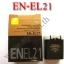 OEM Battery for Nikon EN-EL21 Nikon1 V2 แบตเตอรี่กล้องนิคอน thumbnail 1
