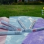 ซองไปรษณีย์พลาสติก สีชมพู P2 : 25*33 cm.(50 ซอง) thumbnail 2