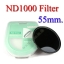 Neutral Density ND 1000 (10 Stop ND) ND1000 Filter 55mm. thumbnail 1