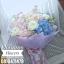 ช่อดอกไม้แสดงความยินดี พาสเทล (XL) thumbnail 3