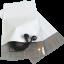 ซองไปรษณีย์พลาสติก สีขาว M1 : 19x32 cm. ( 50 ซอง) thumbnail 3
