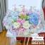 กล่องดอกไม้ ชมพูฟ้า พาสเทล (L) thumbnail 1