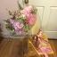 ช่อดอกไม้โทนสีชมพู สำหรับง้อแฟน (XL) thumbnail 1