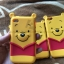 เคส iPhone 4/4s ซิลิโคนแบบนิ่มลายหมีพูห์ thumbnail 1