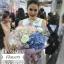 ช่อดอกไม้แสดงความยินดี พาสเทล (XL) thumbnail 4