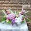 กระเช้าดอกไม้ ลิลลี่ ไฮเดรนเยีย ฟาแลน (L) thumbnail 2