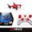 โดรน SYMA X13 RC Drone Gyro 6 Axis 2.4G 4CH (สีแดง ) thumbnail 1