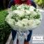 ช่อดอกกุหลาบขาว ไซส์ใหญ่ (XL) thumbnail 2