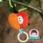 ของเล่นเล็กห้อยรถเข็น (เล็ก) แอปเปิ้ล thumbnail 2