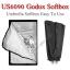 US6090 Umbrella SoftBox Bowen's Mount , Rectangular 60×90CM ซอฟท์บ๊อกซ์ไฟสตูดิโอ thumbnail 1