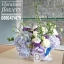 กล่องดอกไม้ โทนสีม่วงพาสเทล (L) thumbnail 1
