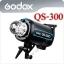 QS300 Godox Professional Photo Studio Strobe Flash Light 300Ws thumbnail 1