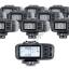 Godox X1-N Auto TTL 2.4Ghz Wireless Trigger for Nikon Flash speedlite ตัวสั่งงานแฟลชไร้สายแบบออโต้ thumbnail 4