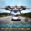 โดรนเรซซิ่ง โดรนติดกล้อง ความเร็วสูง Cheerson CX-91 JUMPER High Speed + Camera FPV 5.8ghz thumbnail 6